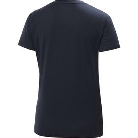 Helly Hansen Skog Graphic T-Shirt Women, navy